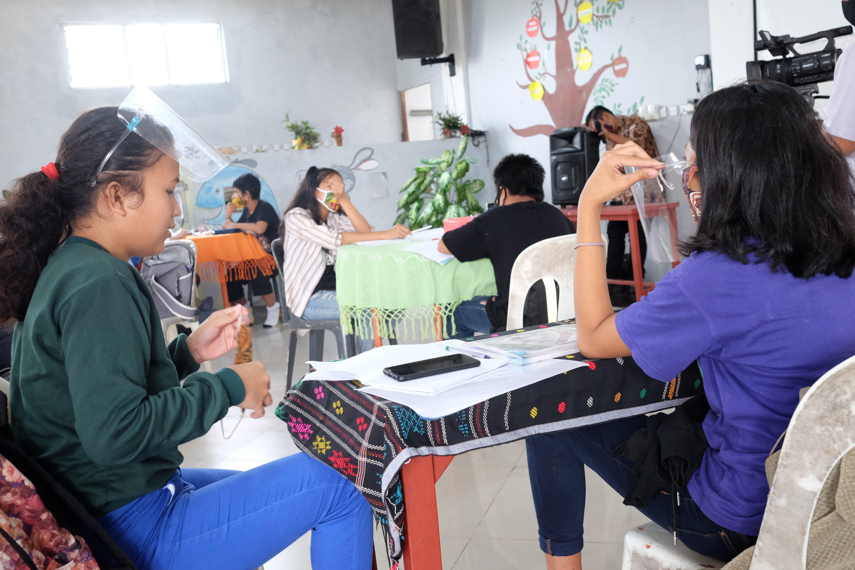 Peresmian Internet Gratis Dari Nusanet