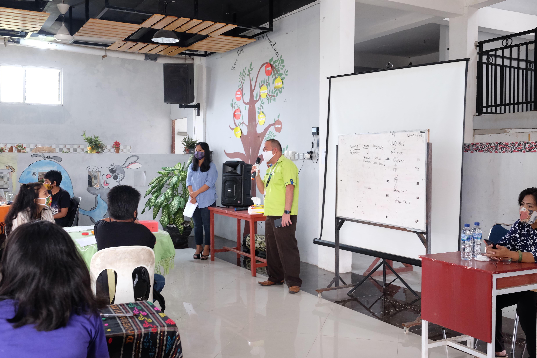 Event Peresmian Internet Gratis Dari Nusanet Di Yayasan Pendidikan Sekolah Kenanga Medan Selayang
