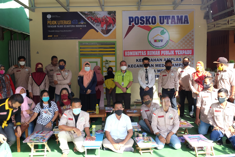 Event Peresmian Internet Gratis Dari Nusanet