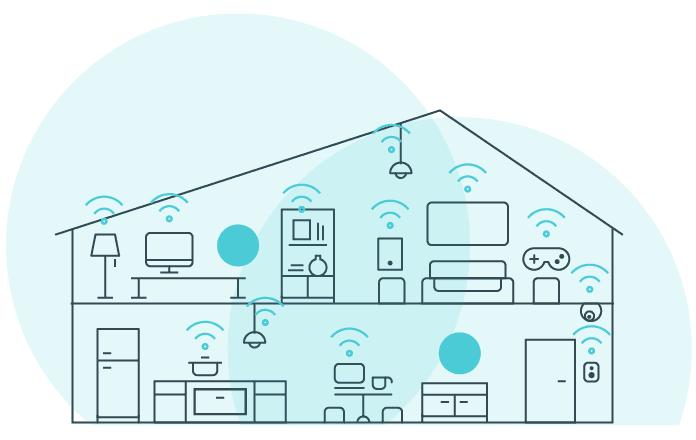 Mengenal Sistem WiFi Mesh